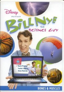 Bill Nye the Science Guy: Bones and Muscles on Amazon.com