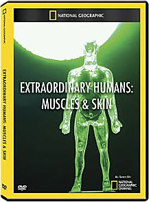 National Geographic's Extraordinary Humans DVD on Amazon.com