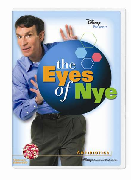 The Eyes of Nye: Pseudoscience Episode on Youtube.