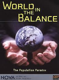 PBS Nova World In the Balance: The People Paradox Worksheet